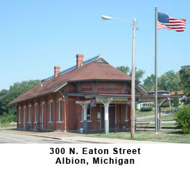 albion_train_depot_michigan_mowrer_agency